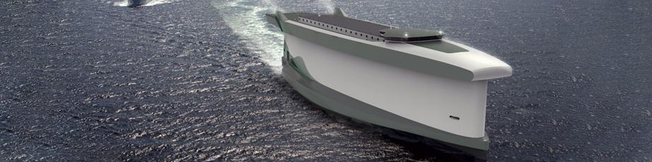 Lade As ship